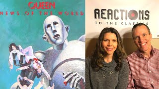 Husband And Wife Reaction To 1st Time Hearing Queen! News Of The World Full Album Review!