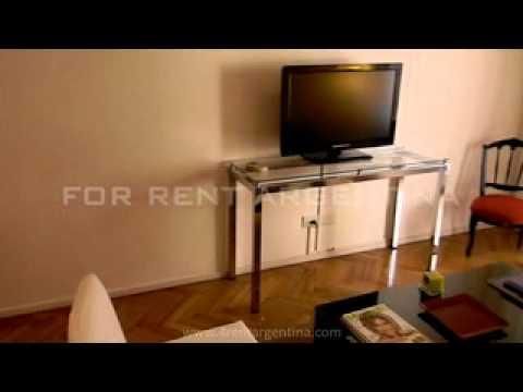 Recoleta Apartments in Buenos Aires: Pacheco de Melo and Callao