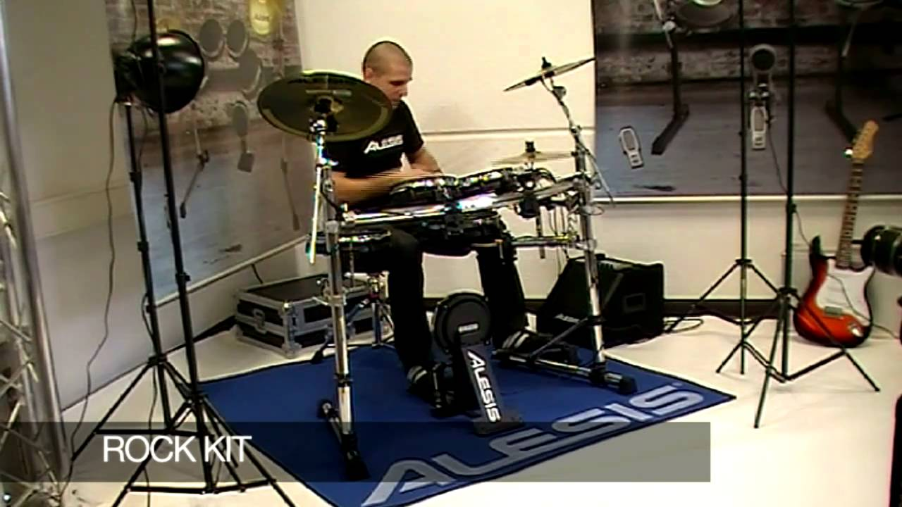 alesis dm10 pro kit official youtube. Black Bedroom Furniture Sets. Home Design Ideas