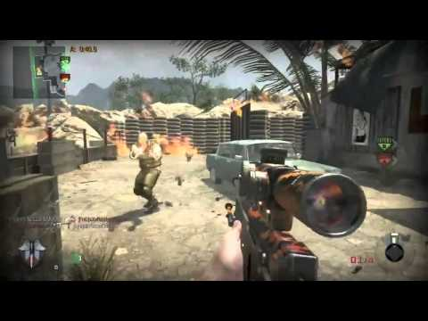Call Of Duty: Black Ops - Online Glitch/Hack? - Unlimited Health/0 Damage - XeS I MerKaGe x