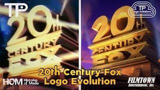 20th Century Fox Logo Evolution