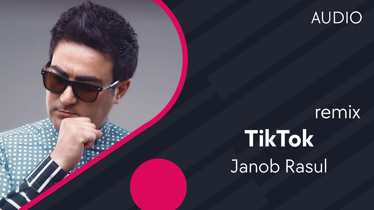 Janob Rasul - TikTok | Жаноб Расул - Тикток (Bakhromoff Remix) (AUDIO) онлайн томоша килиш