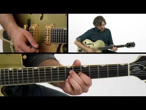 Rockabilly Guitar Lesson - #13 Chord Melody - Jason Loughlin - YouTube