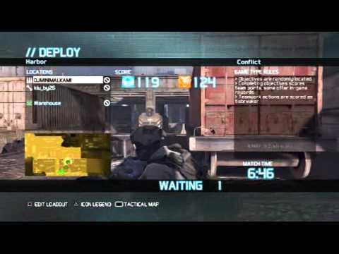 GRFS - Killer Freaks vs MGO Players (Squad Match - Conflict on Harbor)