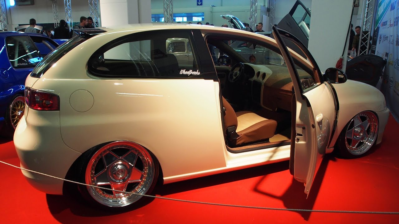 Seat Ibiza 6L 2003 1.4 TDI 75ps 9j x R17 Tuning - Exterior and ...