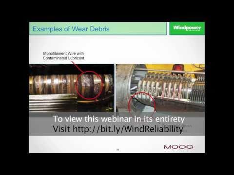 Webinar - Wind Turbine Reliability