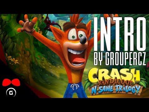 Crash Bandicoot N. Sane Trilogy | INTRO | GrouperCZ