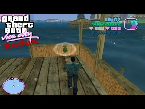 Hidden Packages - GTA Vice City Collectibles (1080p)