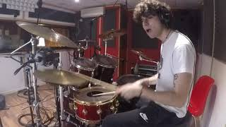 Back To Love - Chris Brown (Drum Cover)