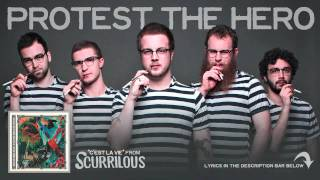 Protest The Hero - C'est La Vie [Audio Stream w/ Lyrics] - Scurrilous