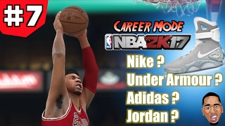 nba 2k17 my career big shoe deal ep 7