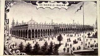 Souvenir Wereldtentoonstelling 1895