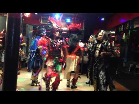 Guatemala traditional dance in Rhode Island
