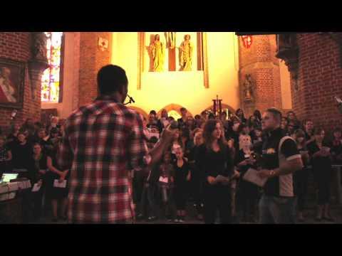 II Elbląskie Warsztaty Gospel - próba generalna 2/2
