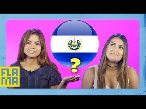 Latinos Guess Salvadoran Slang