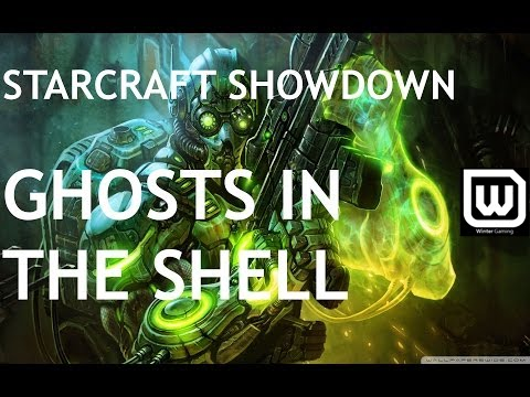STARCRAFT SHOWDOWN #5 - GHOSTS IN THE SHELL - Snute vs Soul