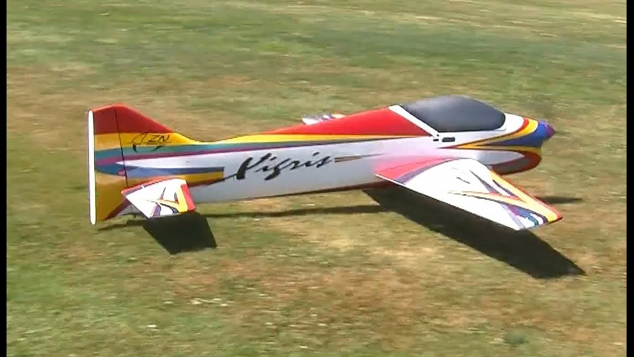 Vintage and rc airplanes