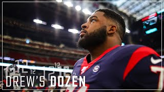 12 Q's with Tytus Howard |  Drew's Dozen | Houston Texans