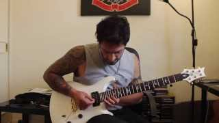 How to play 'Another Day' by Dream Theater Guitar Solo Lesson w/tabs