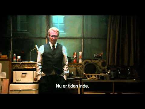 Dame, Konge, Es, Spion - Officiel Trailer