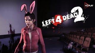 ДЕВУШКИ И БАННИХОП :) ► Left 4 Dead 2