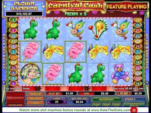 Spiele Carnaval Cash - Video Slots Online