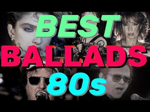 БАЛЛАДЫ 80-х / BEST BALLADS Of 80s / звук HQ