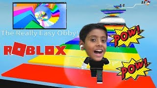 ROBLOX - The Easiest OBBY !