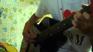 Lá Diêu Bông...guitar aucostic