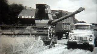 Сельскохозяйственные машины (1976)(На полях нашей страны работает множество сельскохозяйственных машин. Они надёжно помогают колхозникам..., 2014-08-10T15:05:12.000Z)