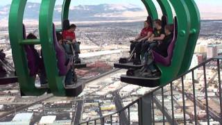 Insanity @ the Stratosphere 909 feet in the Air