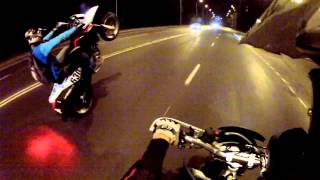 Penza Night Wheelie