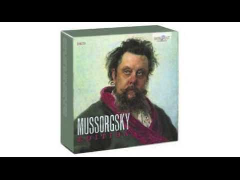 Mussorgsky Edition Brilliant Classics  14CD  94670