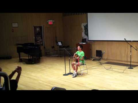 Bye, Bye, My CTY - American Pie Parody - CTY Saratoga 2014 Session 1 Talent Show