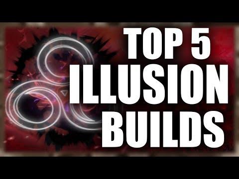 Skyrim - Top 5 Illusion Builds