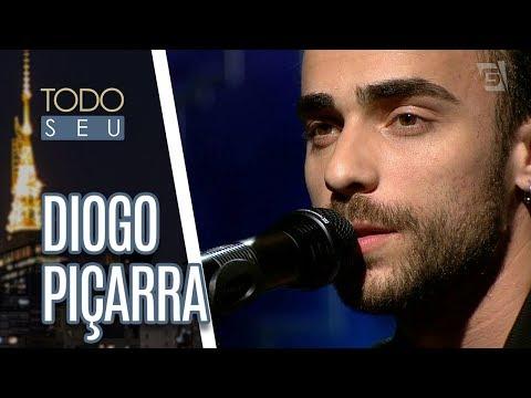 Musical Com O Cantor Português Diogo Piçarra - Todo Seu (20/06/18)