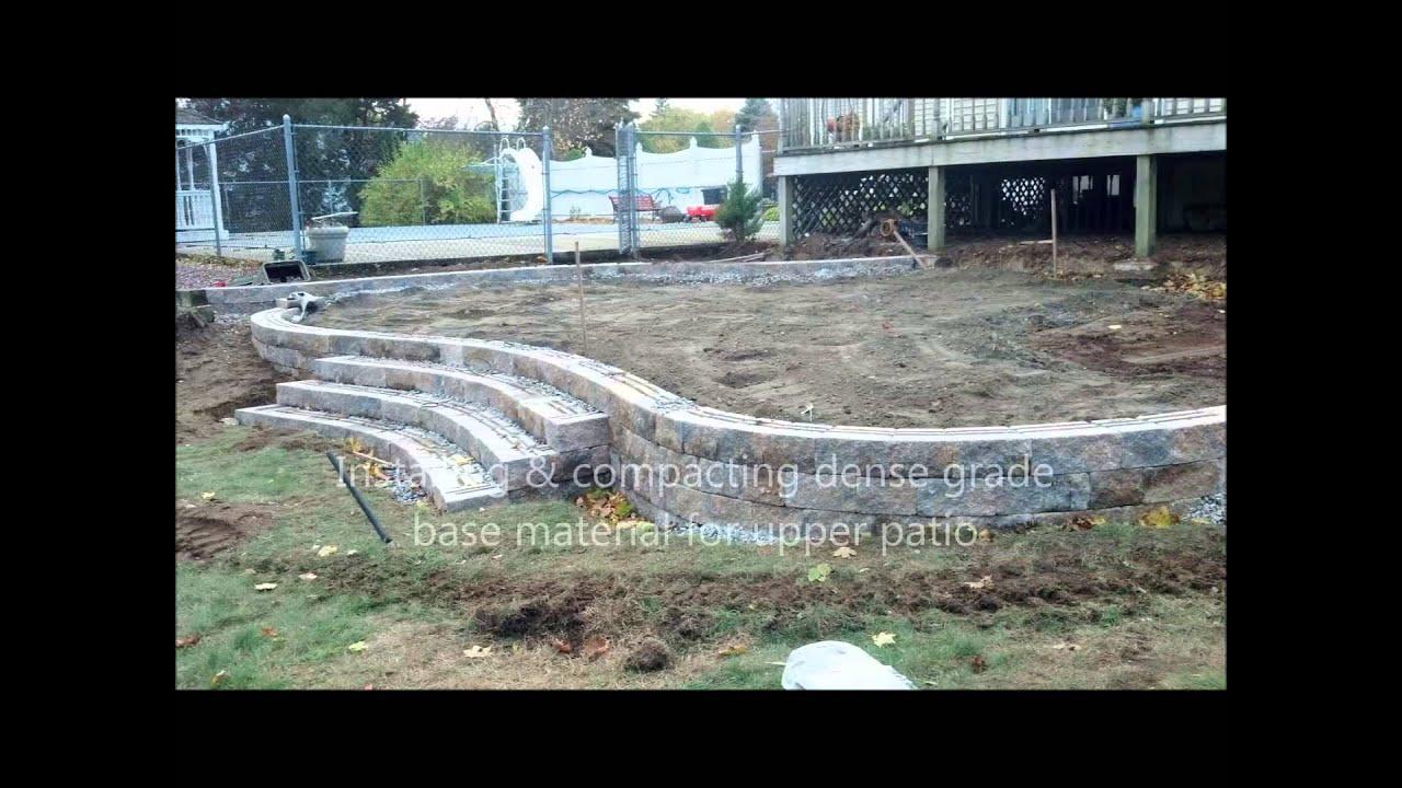 2 Tier Pool Deck Ideas