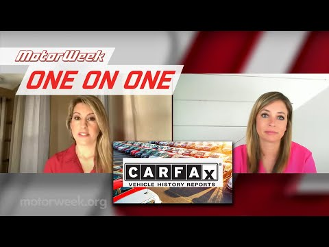COVID-19 & The Used Car Industry | MotorWeek One On One With CARFAX
