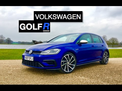 2018 volkswagen golf r review inside lane youtube. Black Bedroom Furniture Sets. Home Design Ideas