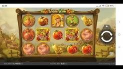 Golden Farm | Push Gaming Slot | Big Win