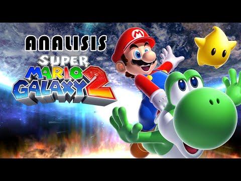 Análisis: Super Mario Galaxy 2