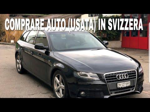 VIVERE IN SVIZZERA - Comprare un'auto in Svizzera ( parte 1)