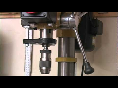 Hollow Chisel Mortiser For Drill Press
