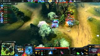 [DOTA2] WCA EU Open Qualifier - Alliance vs Team Bad English (Quarter Final)
