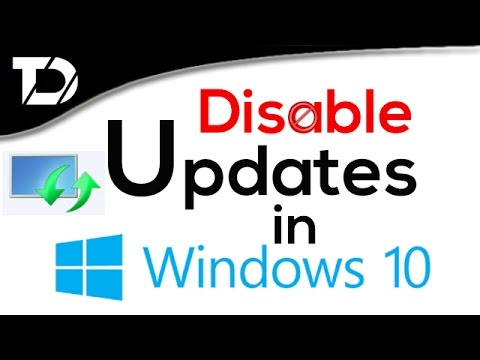 how to force stop automatic update windows 10