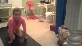 How To Do A Back Bend Kik Over Good News