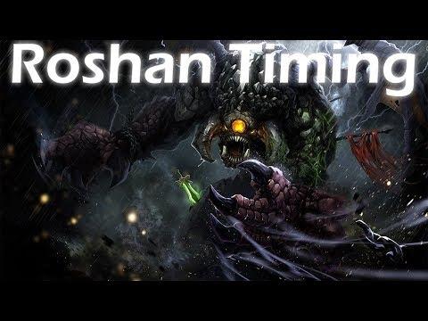 Cara Inget timing Roshan Respawn