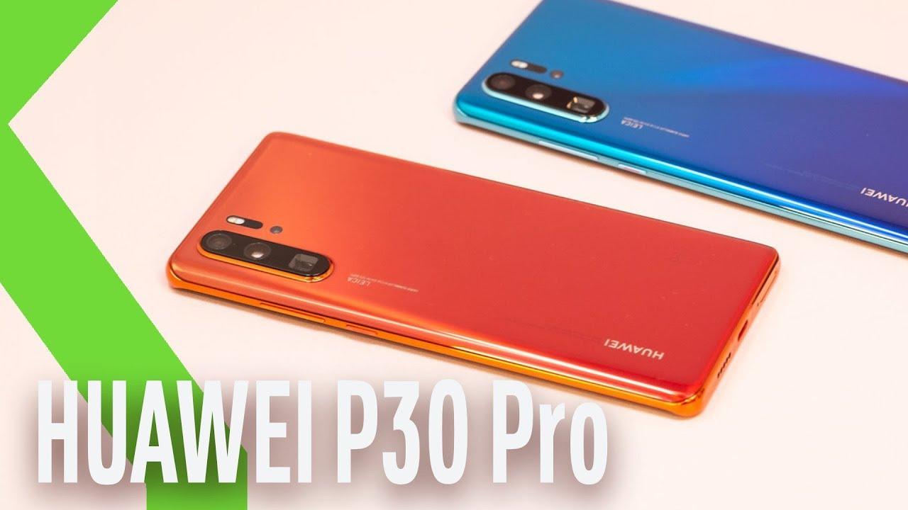 2ef2eb27be0 Huawei P30, ficha técnica de características y precio