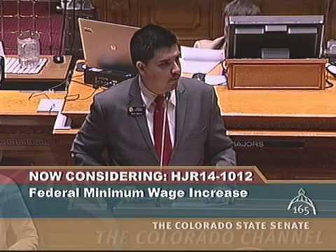 Colorado Senate 2014 Legislative Day 106