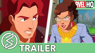 Inferno Turns Up The Heat! | Marvel Rising: Playing With Fire | TRAILER Feat. Navia Robinson